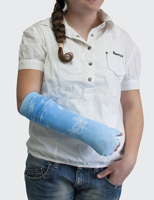 coprigesso braccio microfibra orthot if medical